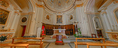 Immagine del virtual tour 'Chiesa dell'Addolorata'